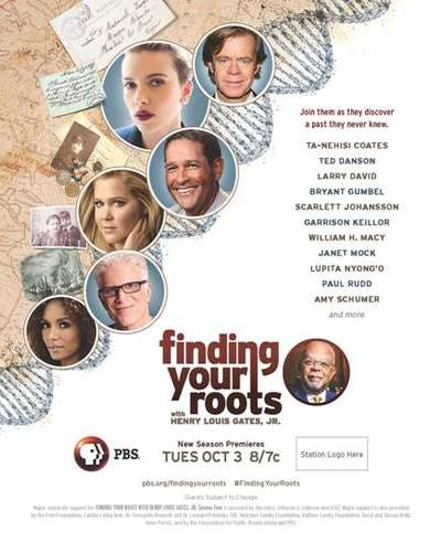 Information on Finding Your Roots Season 4